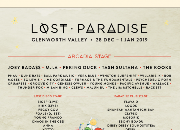1 Dead From Suspected OD After Australian Festival