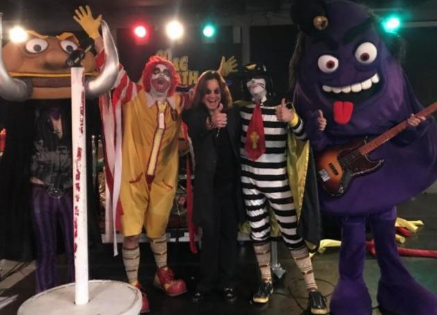 Ozzy Meets Mac Sabbath; Apocalypse Arrives