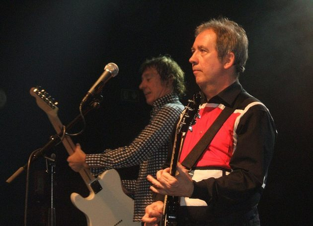 Buzzcocks' Pete Shelley Dies