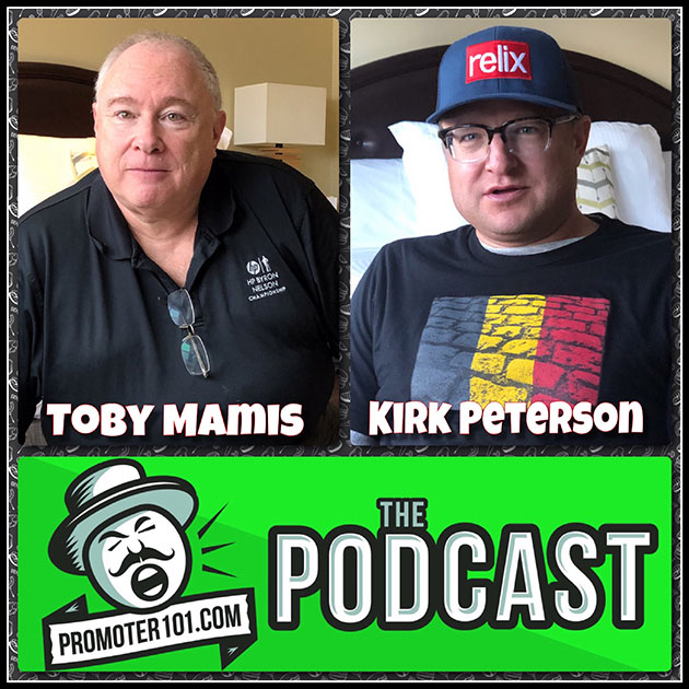 Episode 115: The Brooklyn Bowl's Kirk Peterson, Alive's Toby Mamis