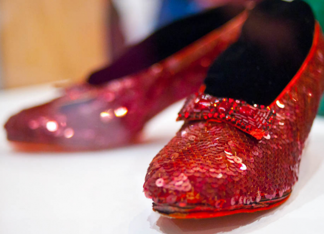 The New Tale Of The Ruby Slippers