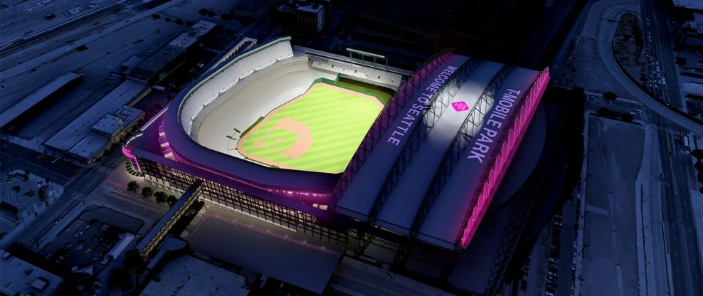 Seattle's Safeco Field Now Named T-Mobile Park