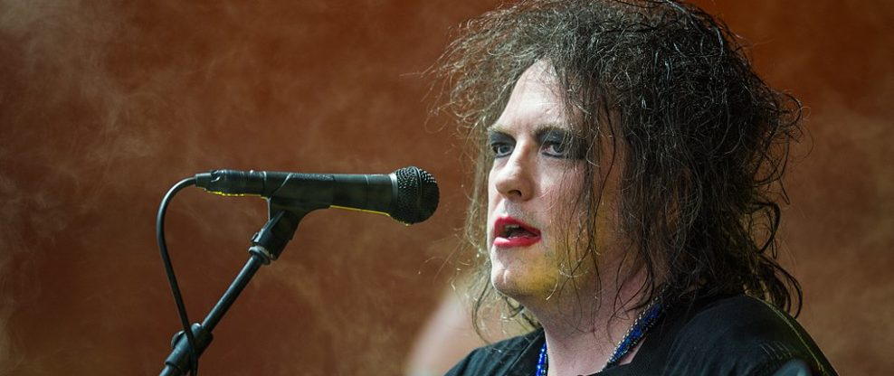 Robert Smith Confirms New Cure Album, First In 10 Years, In The Works