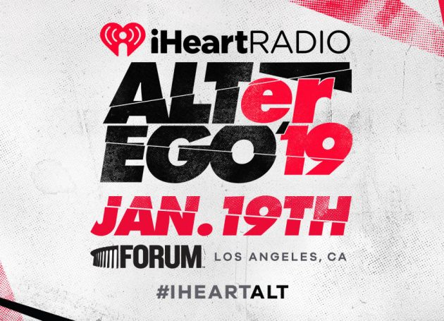 LiveXLive Partners With iHeartMedia To Livestream 2019 iHeartRadio ALTer Ego