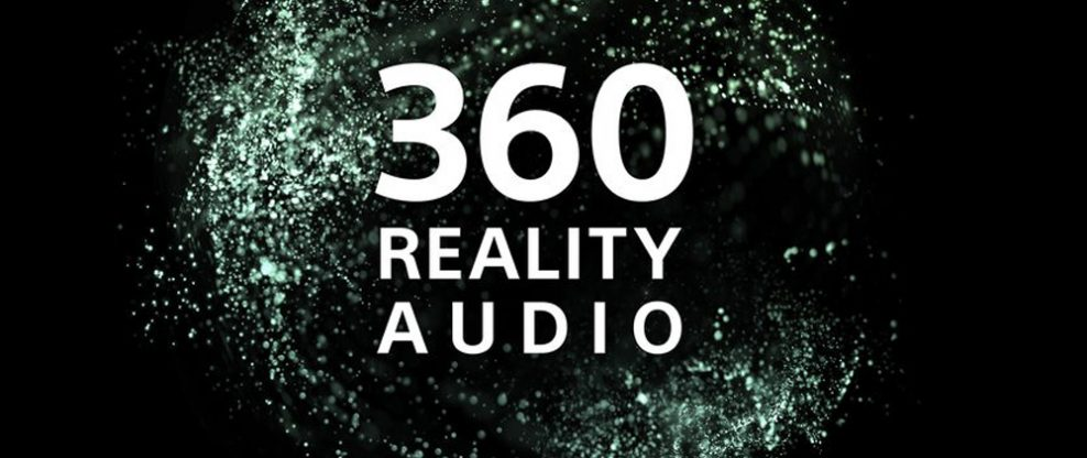 "Sony Introduces All New ""360 Reality Audio"" Music Experience"