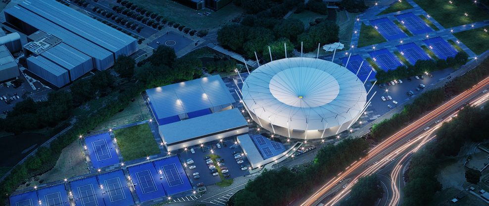 Australian Arena To Get New Roof