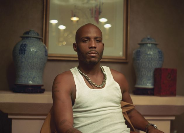Report: DMX Hospitalized In Serious Condition