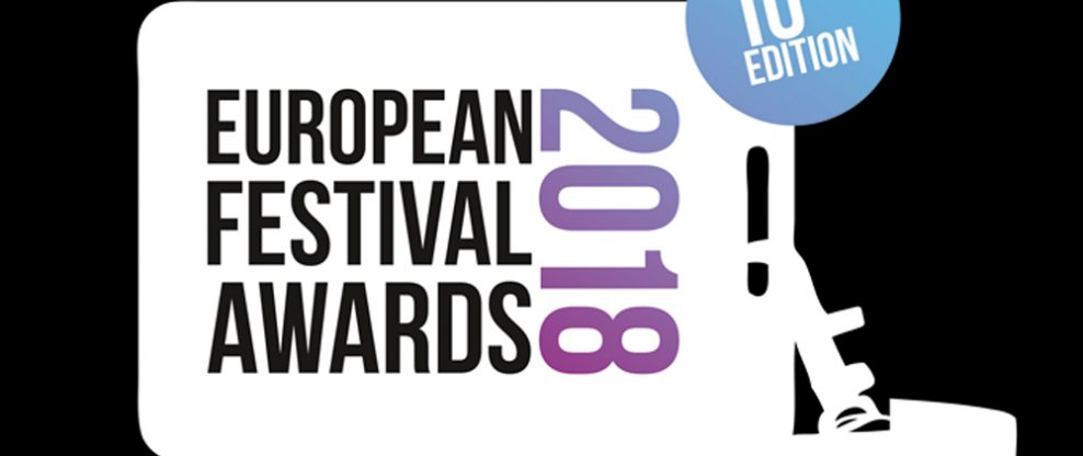 European Festival Awards: The Winners