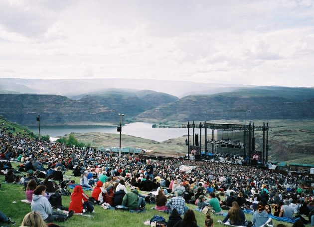 Live Nation Announces Plans For New Festival At The Gorge After Sasquatch! Calls It Quits