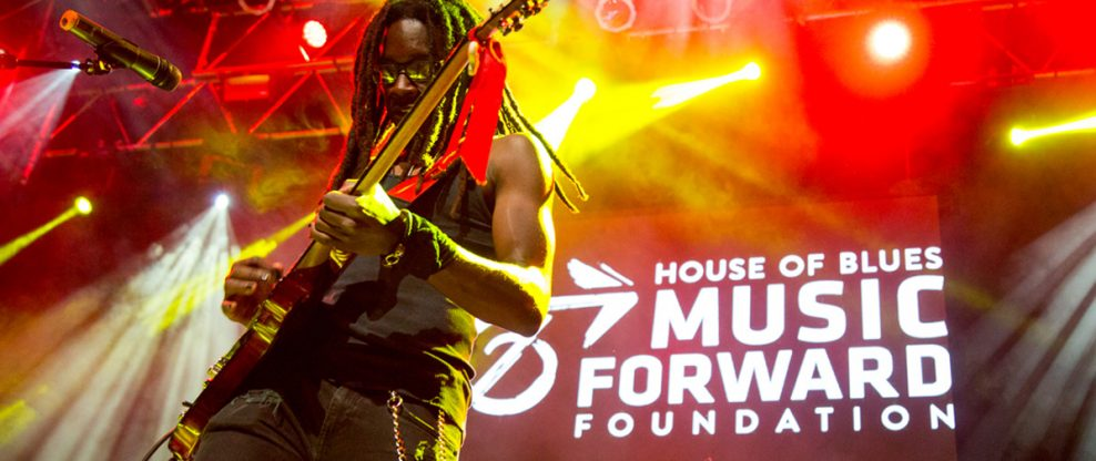 House Of Blues And Music Forward Launch Nationwide Search For The Next Generation Of Artists
