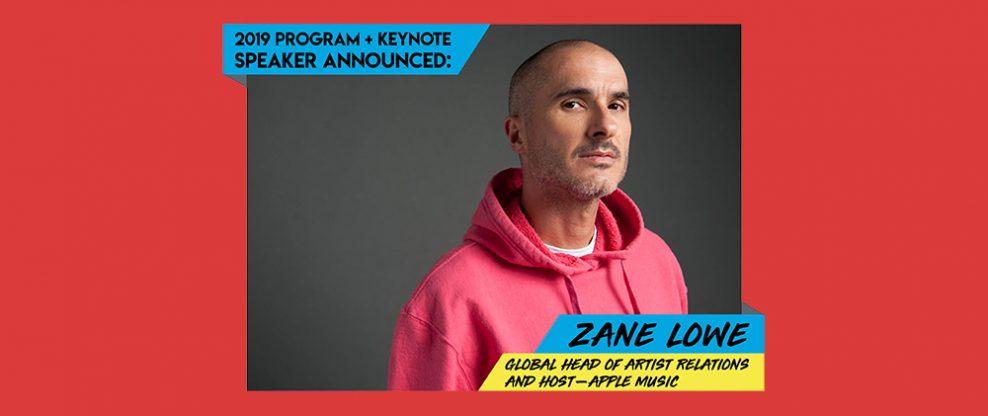 Zane Lowe