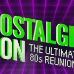 NostalgiaCon Selects TicketSocket To Support The World's First, Ultimate Decades' Convention