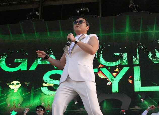 """""""Gangnam Style"""" Hitmaker PSY Launches Own Label, P NATION"""