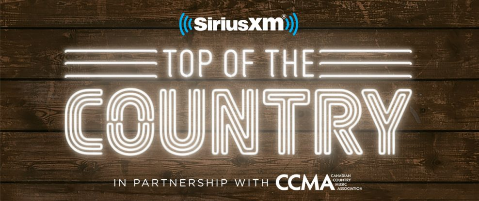 SiriusXM Canada's Search For Next Big Country Artist Returns