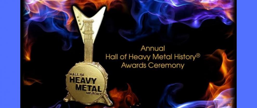 Heavy Metal Hall Of Fame Gala To Take Place Jan. 23