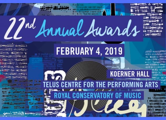 Toronto's Maple Blues Awards To Take Place Feb. 4