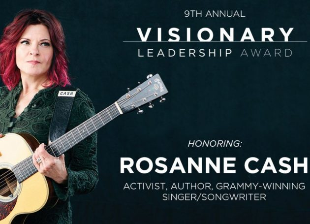 Rosanne Cash To Be Honored At New Haven International Festival of Arts & Ideas