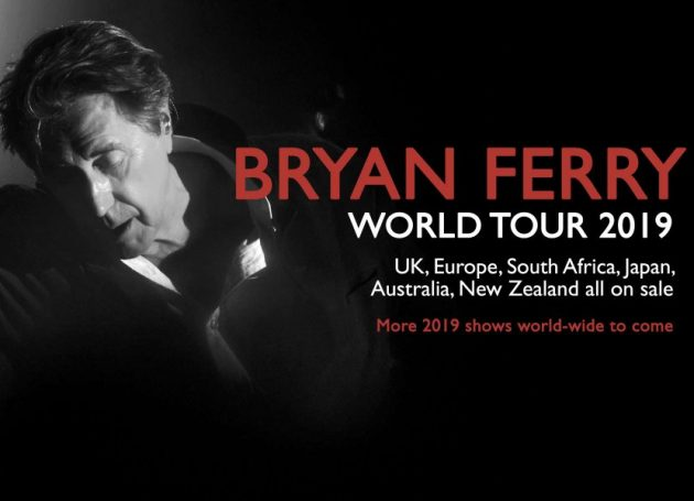 Bryan Ferry Announces North American Tour