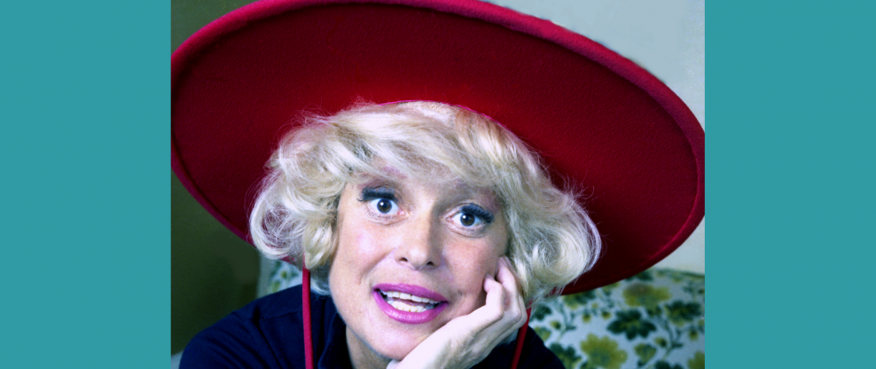 Carol Channing Dies At 97