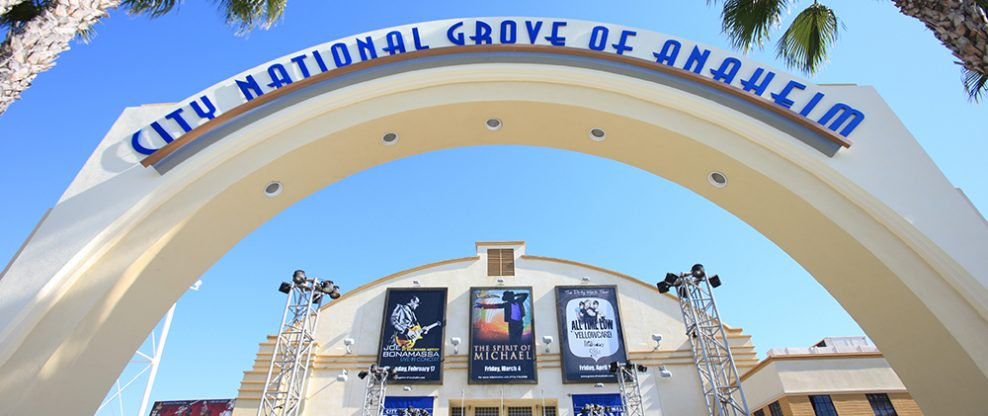 The City National Grove Of Anaheim Turns 20