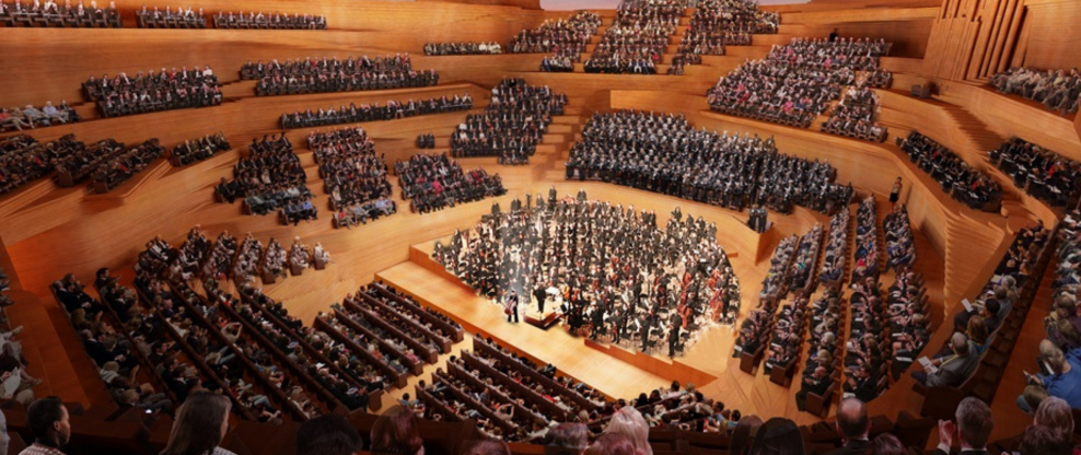 London Concert Hall Design Unveiled