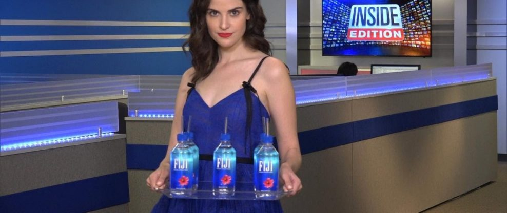 Fiji Water Girl Sues Company For Unauthorized Use Of Her Image