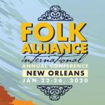Folk Alliance Announces 2020 Conference