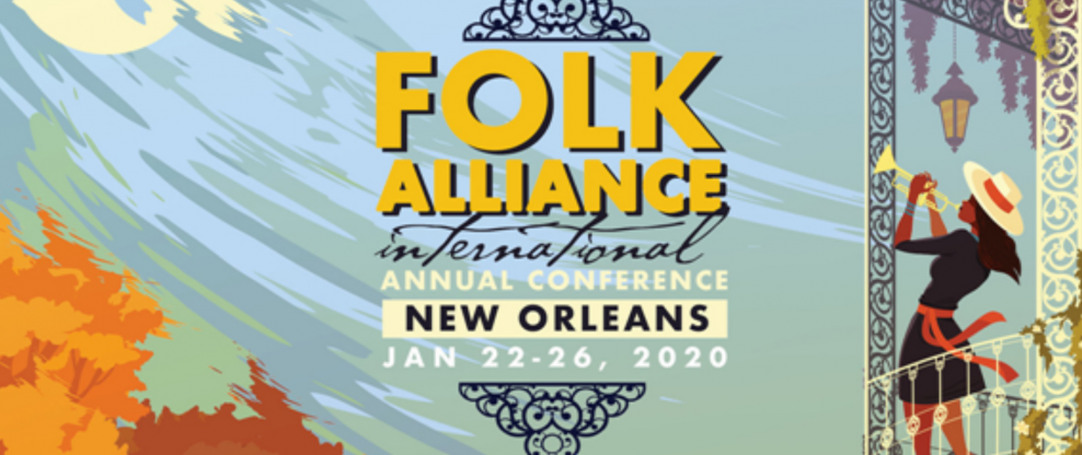 Folk Alliance Announces 2020 Conference