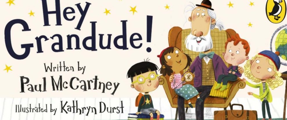 Toronto Illustrator Teams With Paul McCartney For Children's Book
