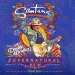 "Carlos Santana Announces ""Supernatural Now"" Tour"