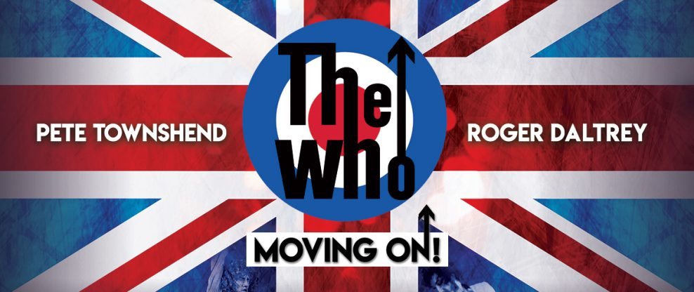 "The Who Announce North American ""Moving On! Tour"""
