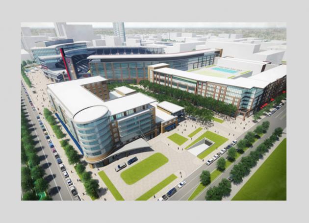 Indianapolis Soccer Team Reveals New Stadium