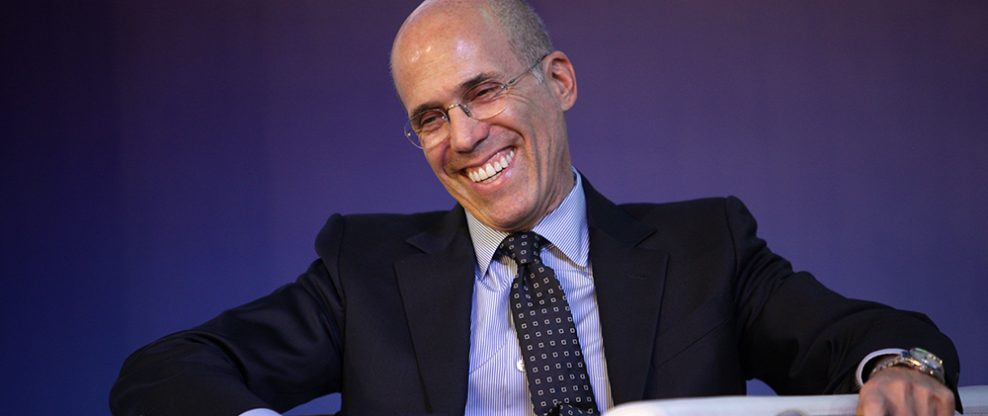 Jeffrey Katzenberg To Keynote BANFF Summit Series