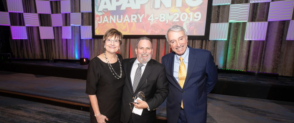 Jerry Ross At APAP