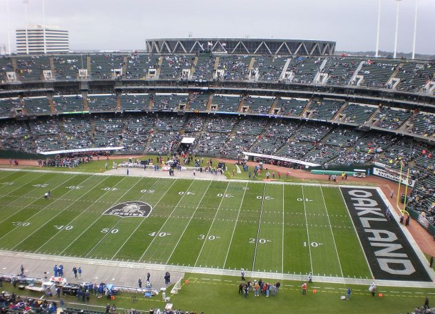 Oakland Coliseum Gets Naming Rights Deal From Ring Central