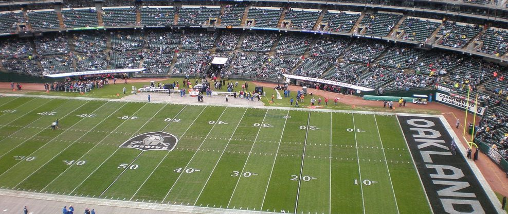 Oakland Coliseum May Have New Name For Its Twilight Years