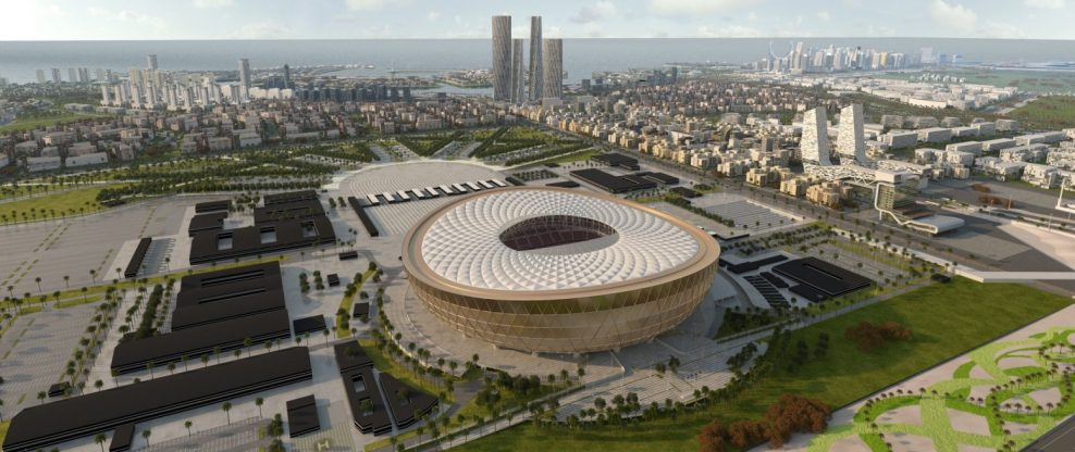 AFL Architects To Continue Work on Qatar's Lusail Stadium