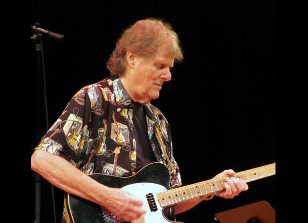 Legendary Guitarist Reggie Young Dies