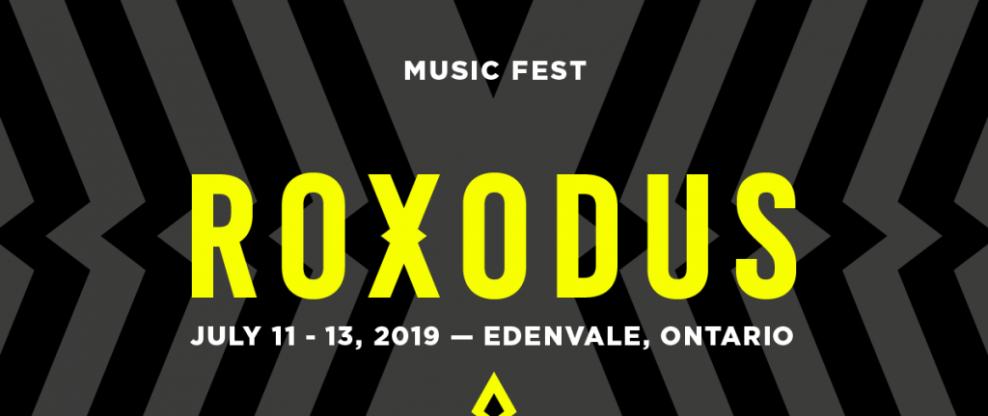 Edenvale, Ontario's Roxodus Music Fest Announces Additions To Lineup