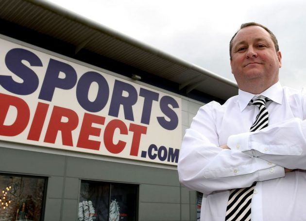 Sports Direct Founder Mike Ashley In Talks To Buy Music Chain HMV