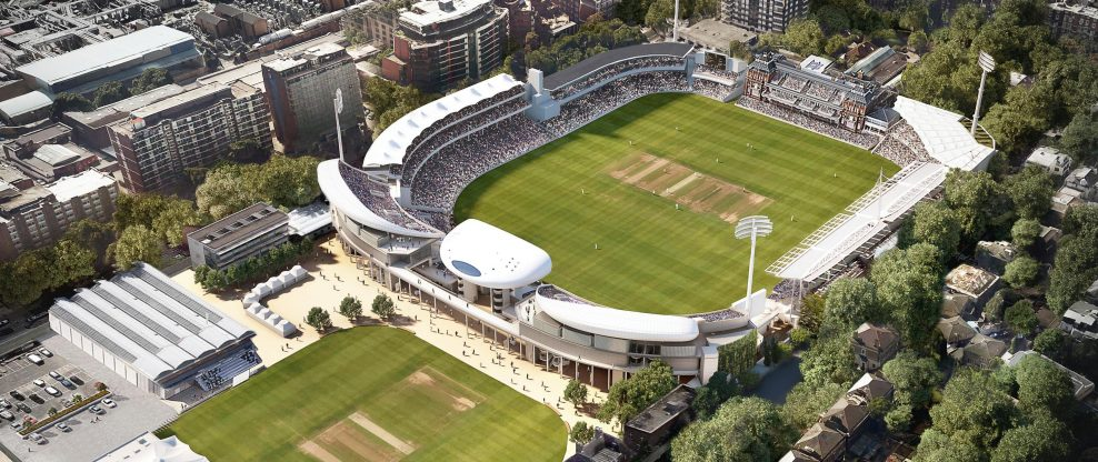 London Cricket Club Gets New Stands
