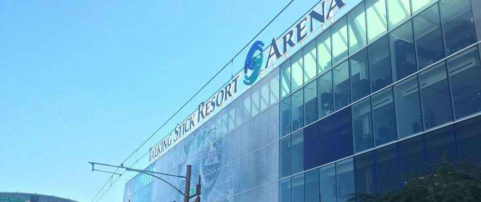 Talking Stick Resort Arena To Receive $230 Million In Renovations