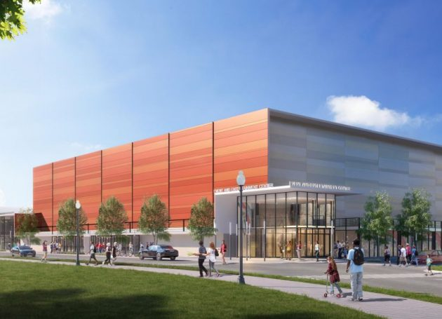 Washington D.C.'s Entertainment And Sports Arena Has Successful Launch