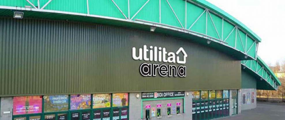 Newcastle Arena Now Utilita Arena