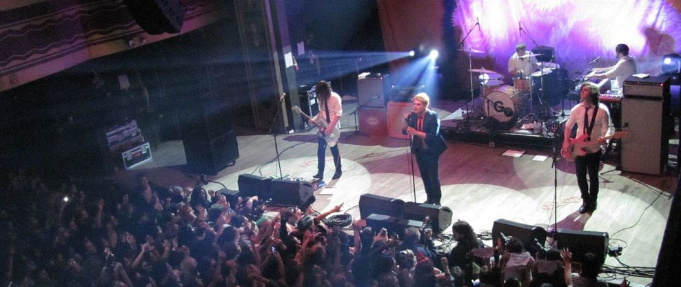 Webster Hall Prepares For Reopening