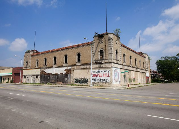 Detroit's Famed Grande Ballroom Is Deemed Safe For Renovation