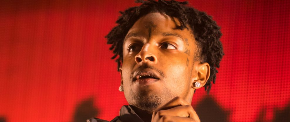 Club Promoter Refiles Suit Against 21 Savage