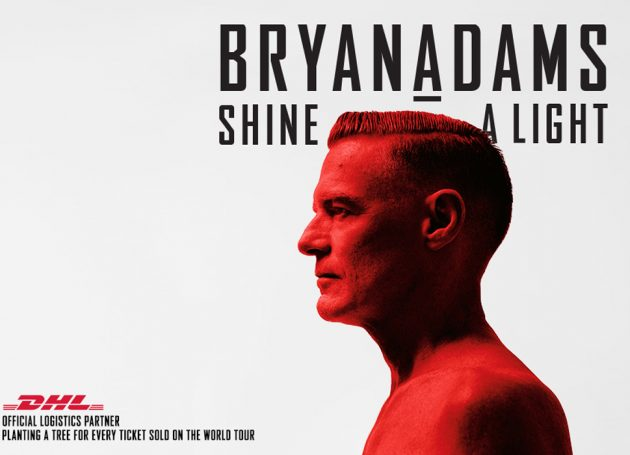Bryan Adams Announces 2019 'Shine A Light' World Tour + US Dates