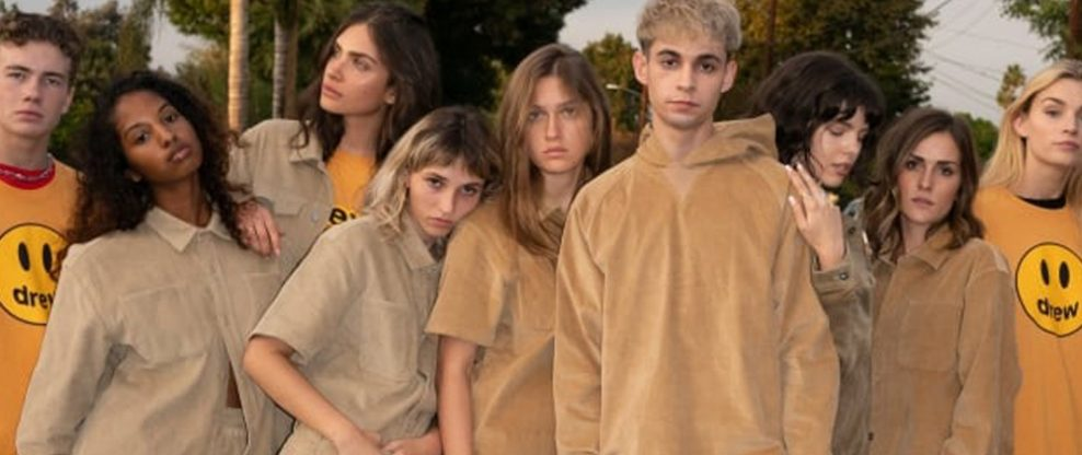 Justin Bieber Drops New Clothing Line 'Drew House', Fans of Beige Corduroy Go Crazy