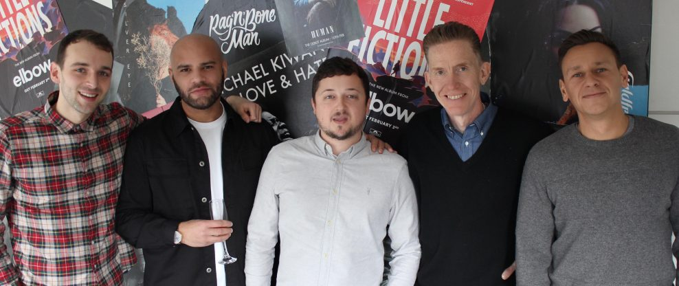 Warner/Chappell Signs Global Publishing Deal With Songwriter & Producer Joe Kearns